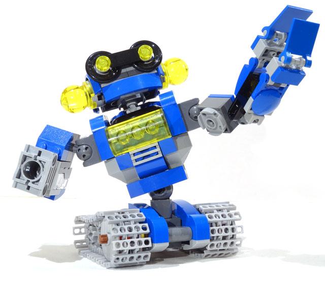 CS Robo Explorer