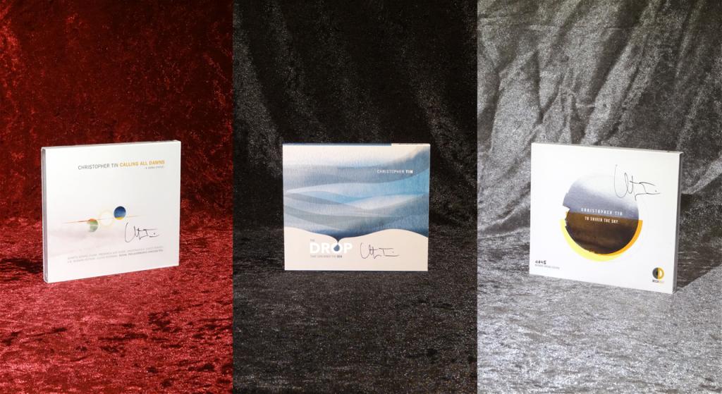Christopher Tin albums